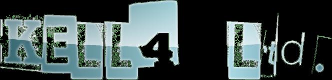 Логотип веб-студии KELL4