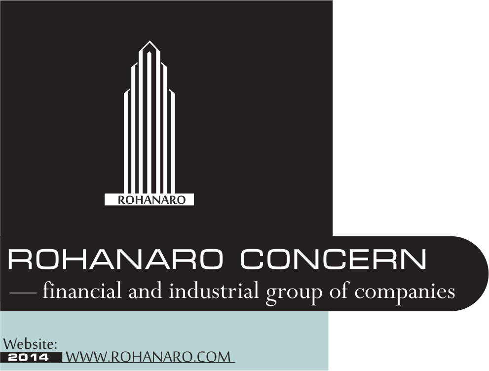 Rohanaro concern — financial and industrial group of companies